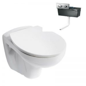 Sandringham wall hung water closet